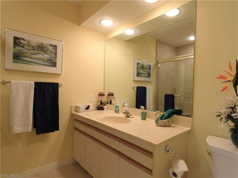Real Estate Photography - 792 Eagle Creek Dr, Apt 201, Naples, FL, 34113 - Location 10