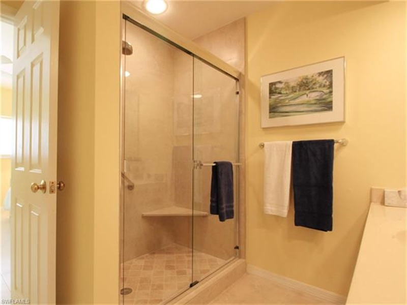 Real Estate Photography - 792 Eagle Creek Dr, Apt 201, Naples, FL, 34113 - Location 11