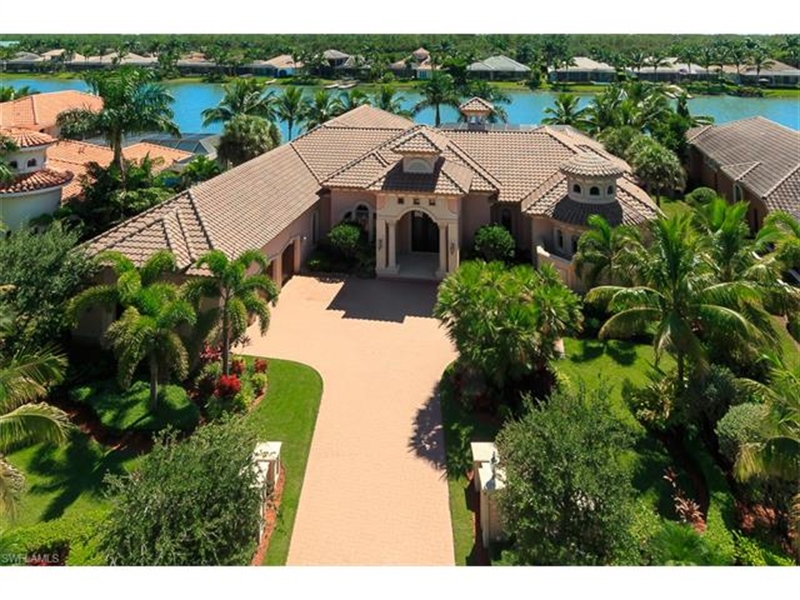 Real Estate Photography - 10771 Isola Bella Ct, Miromar Lakes, FL, 33913 - Location 1
