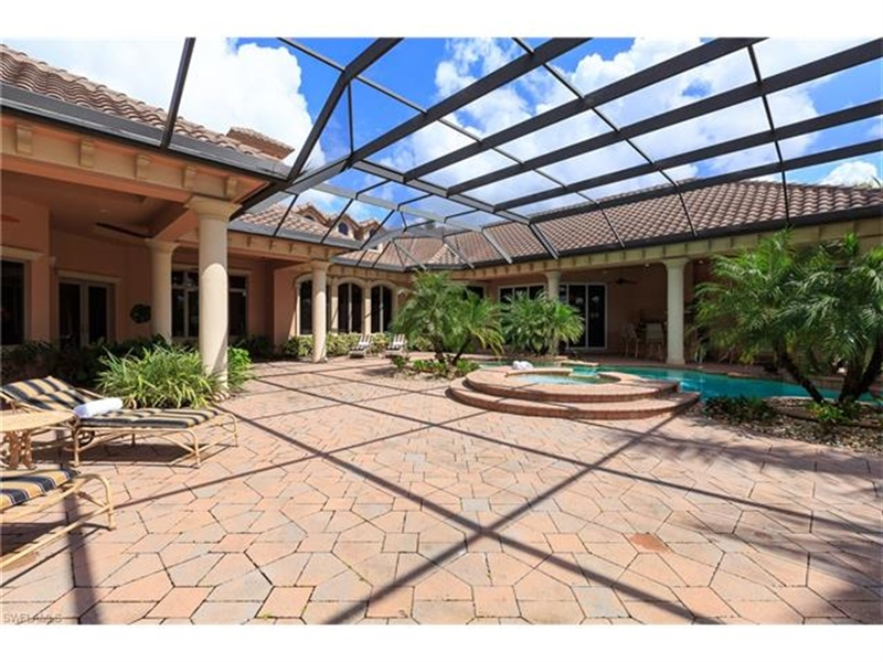 Real Estate Photography - 10771 Isola Bella Ct, Miromar Lakes, FL, 33913 - Location 20