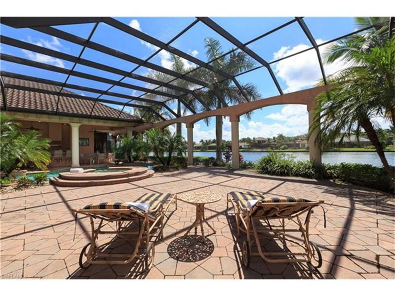 Real Estate Photography - 10771 Isola Bella Ct, Miromar Lakes, FL, 33913 - Location 21