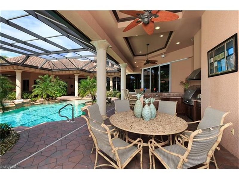 Real Estate Photography - 10771 Isola Bella Ct, Miromar Lakes, FL, 33913 - Location 23
