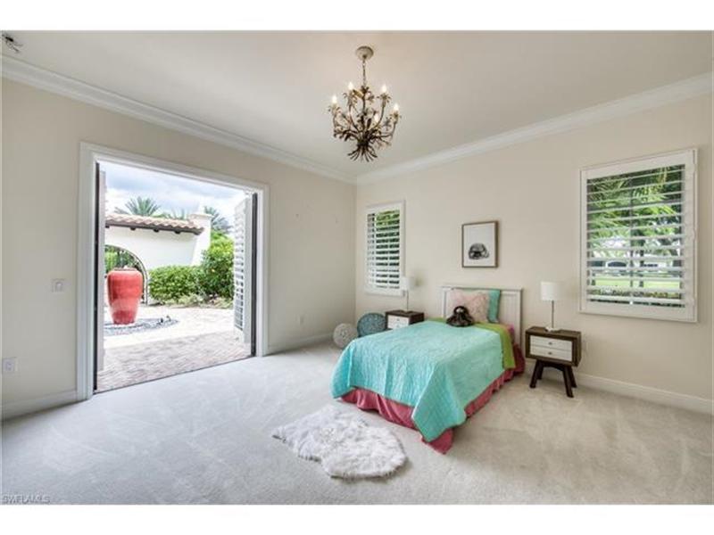 Real Estate Photography - 18140 Via Portofino Way, Miromar Lakes, FL, 33913 - Location 18