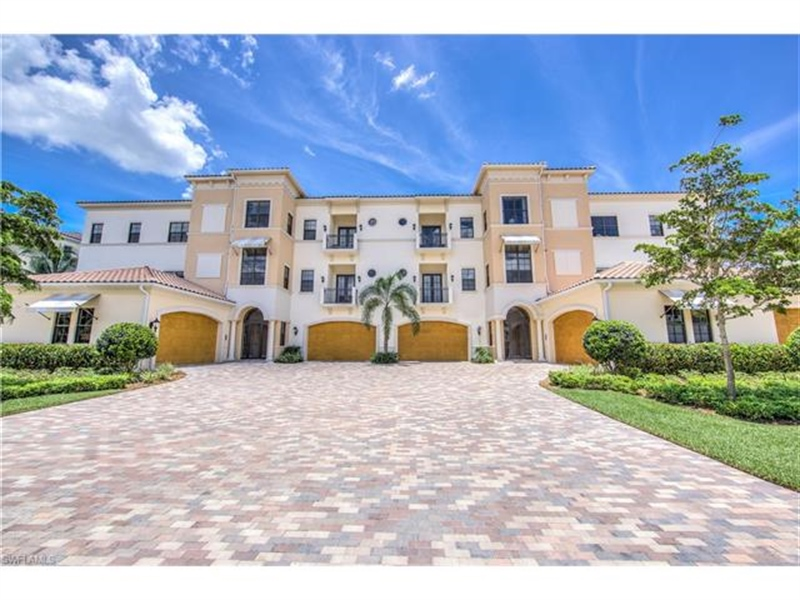Real Estate Photography - 11010 Via Tuscany Ln, # 202, Miromar Lakes, FL, 33913 - Location 19