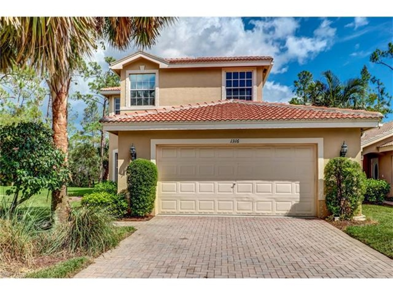 Real Estate Photography - 1316 Triandra Ln, Naples, FL, 34119 - Location 2