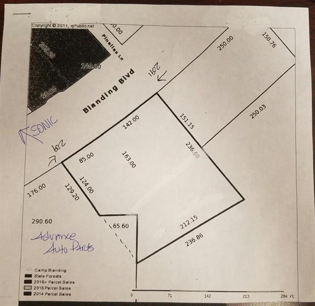 Real Estate Photography - TDB BLANDING BLVD, MIDDLEBURG, FL, 32068 - Location 1