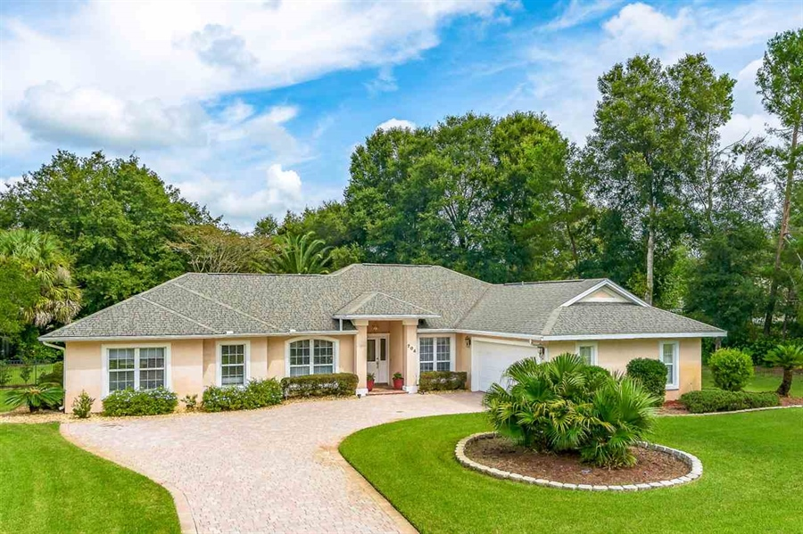 Real Estate Photography - 704 Willow Wood Pl, Saint Augustine, FL, 32086 - Location 1