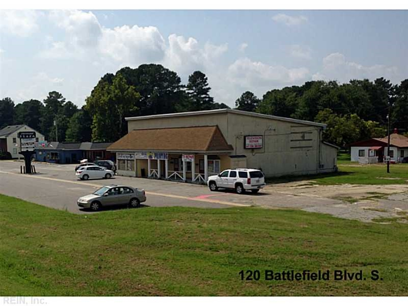 Real Estate Photography - 120 Battlefield Blvd S, Chesapeake, VA, 23322 - Location 3
