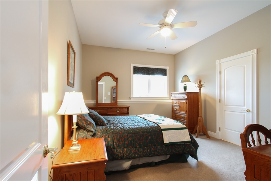 Real Estate Photography - 200 S Green St, McHenry, IL, 60050 - 2nd Bedroom