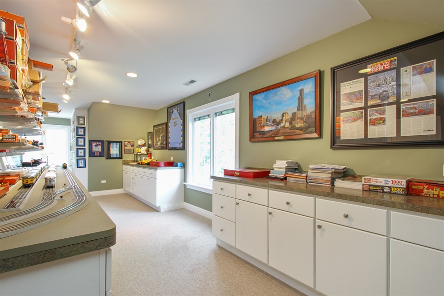 Real Estate Photography - 200 S Green St, McHenry, IL, 60050 - Bonus Room