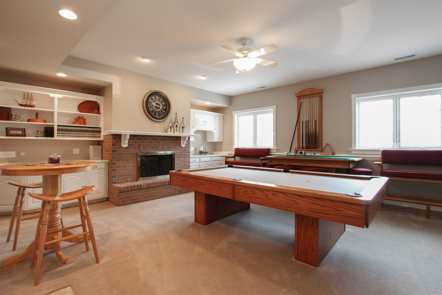Real Estate Photography - 200 S Green St, McHenry, IL, 60050 - Lower Level