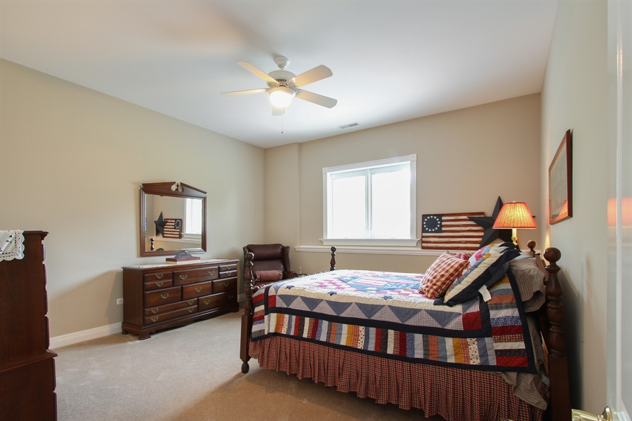 Real Estate Photography - 200 S Green St, McHenry, IL, 60050 - Bedroom
