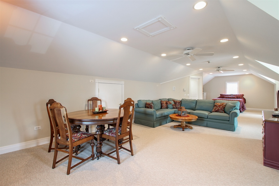 Real Estate Photography - 200 S Green St, McHenry, IL, 60050 - Guest Suite