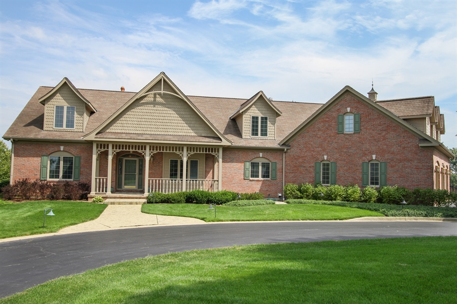 Real Estate Photography - 200 S Green St, McHenry, IL, 60050 - Front View