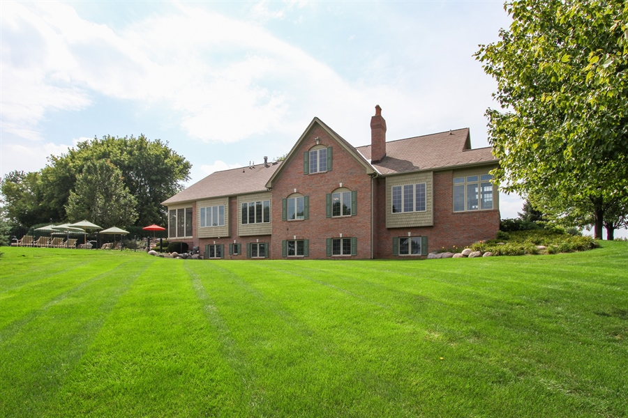 Real Estate Photography - 200 S Green St, McHenry, IL, 60050 - Rear View