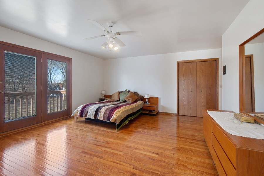 Real Estate Photography - 349 W Whispering Pines Ct, Inverness, IL, 60010 - Master Bedroom