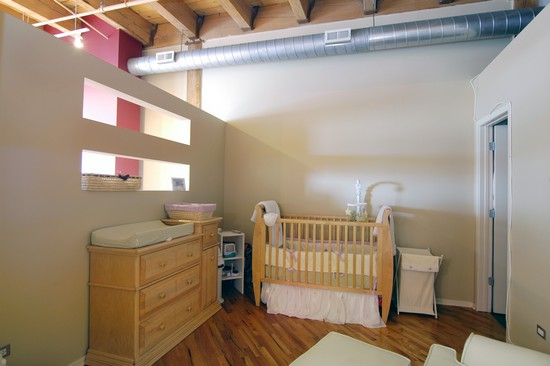 Real Estate Photography - 616 W Fulton, Unit 505, Chicago, IL, 60661 - 2nd Bedroom