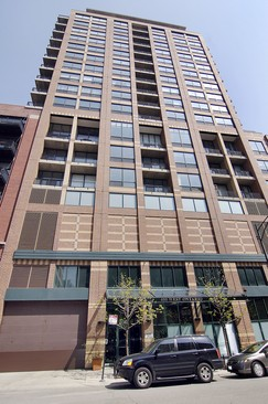 Real Estate Photography - 400 W Ontario St, Penthouse, Chicago, IL, 60610 - Front View