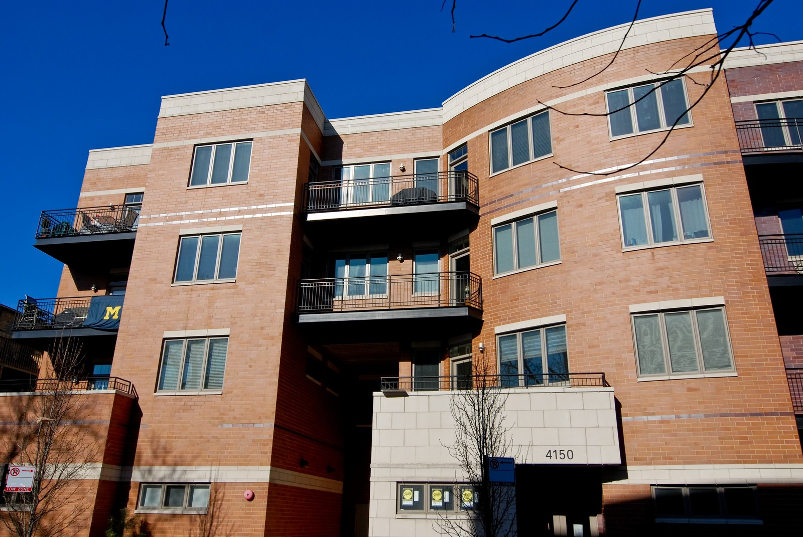 Real Estate Photography - 4150 N Kenmore Ave, Chicago, IL, 60613 - Front View