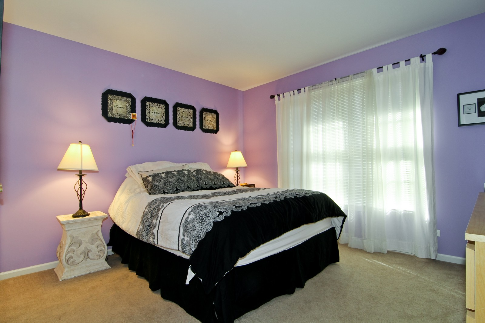 Real Estate Photography - 3801 King Richard Ct, St Charles, IL, 60174 - 2nd Bedroom