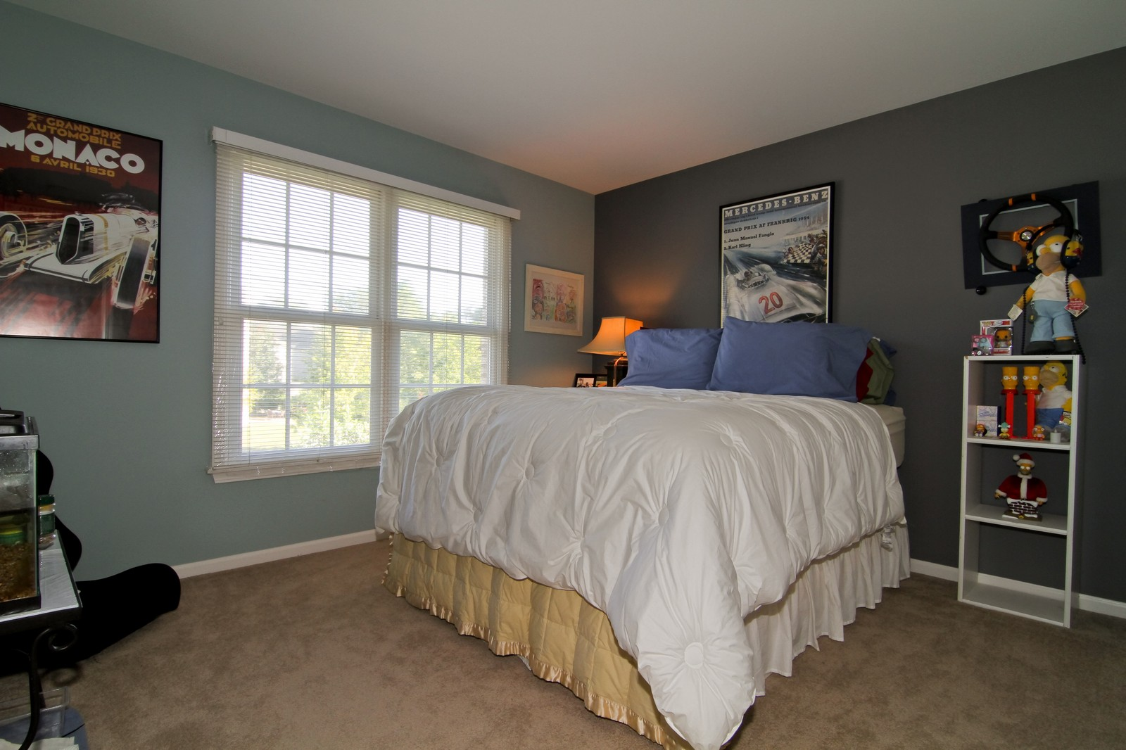 Real Estate Photography - 3801 King Richard Ct, St Charles, IL, 60174 - Bedroom
