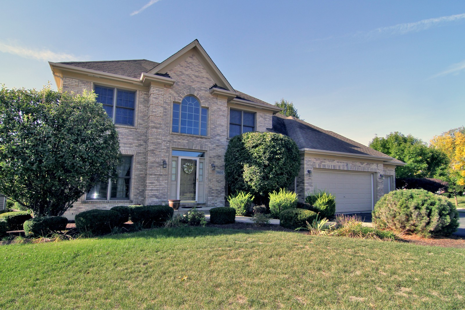 Real Estate Photography - 3801 King Richard Ct, St Charles, IL, 60174 - Front View