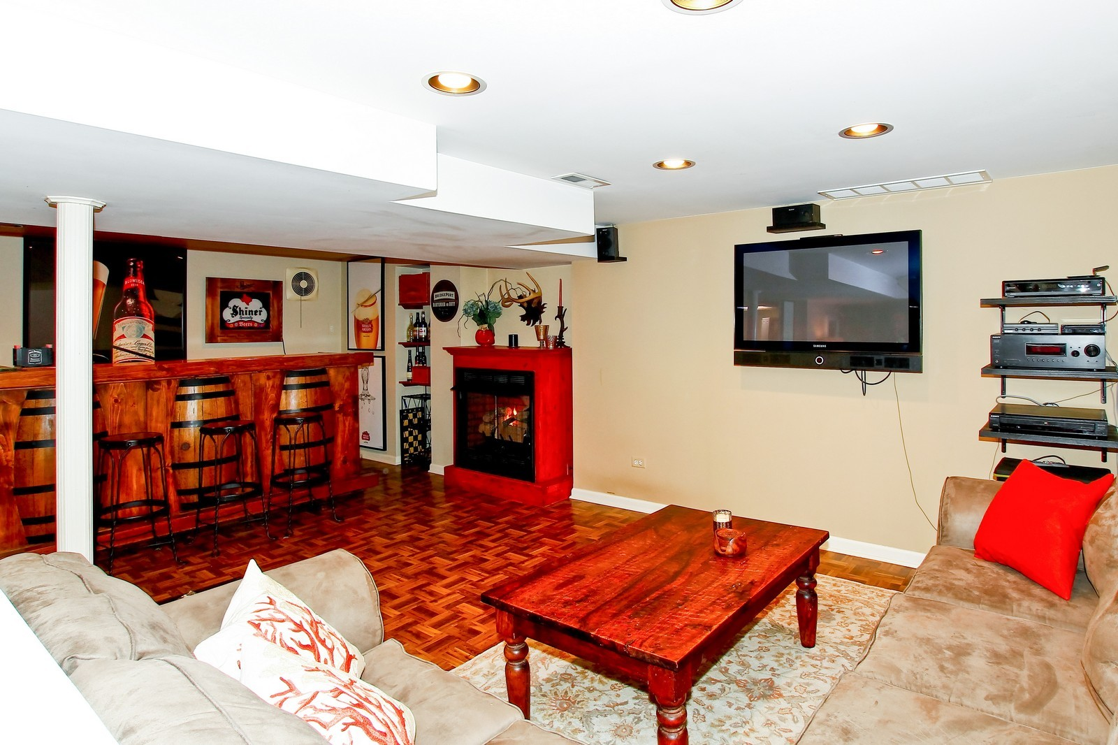 Real Estate Photography - 5535 S Oak Park Ave, Chicago, IL, 60638 - Basement