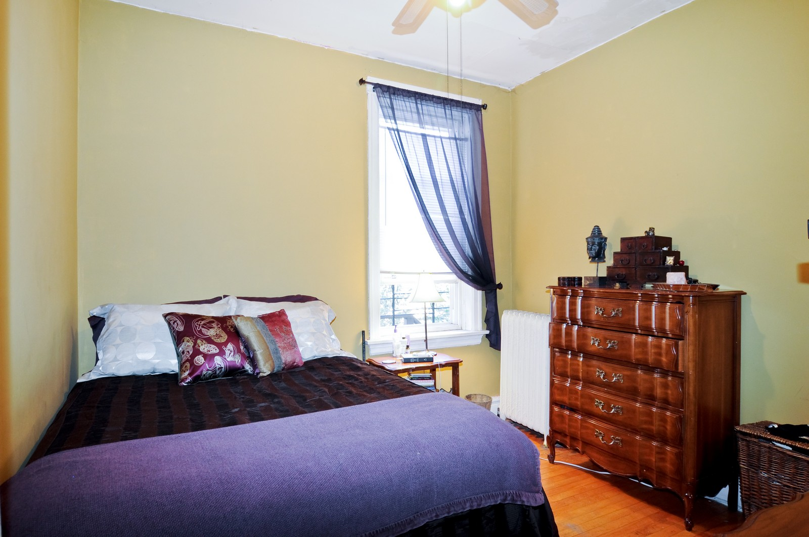 Real Estate Photography - 3534 W Wrightwood, Chicago, IL, 60614 - Bedroom