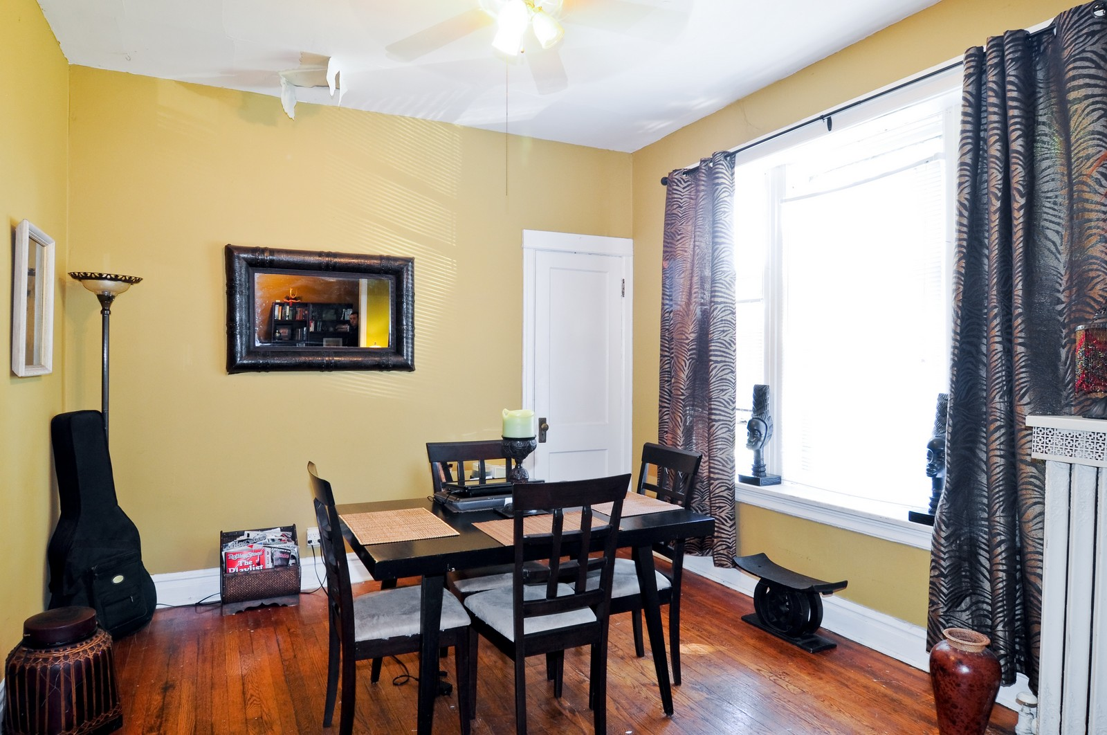 Real Estate Photography - 3534 W Wrightwood, Chicago, IL, 60614 - Dining Room