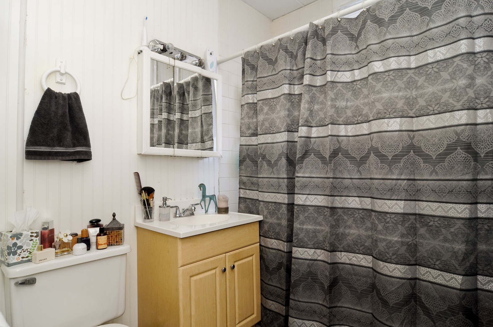 Real Estate Photography - 3534 W Wrightwood, Chicago, IL, 60614 - Bathroom
