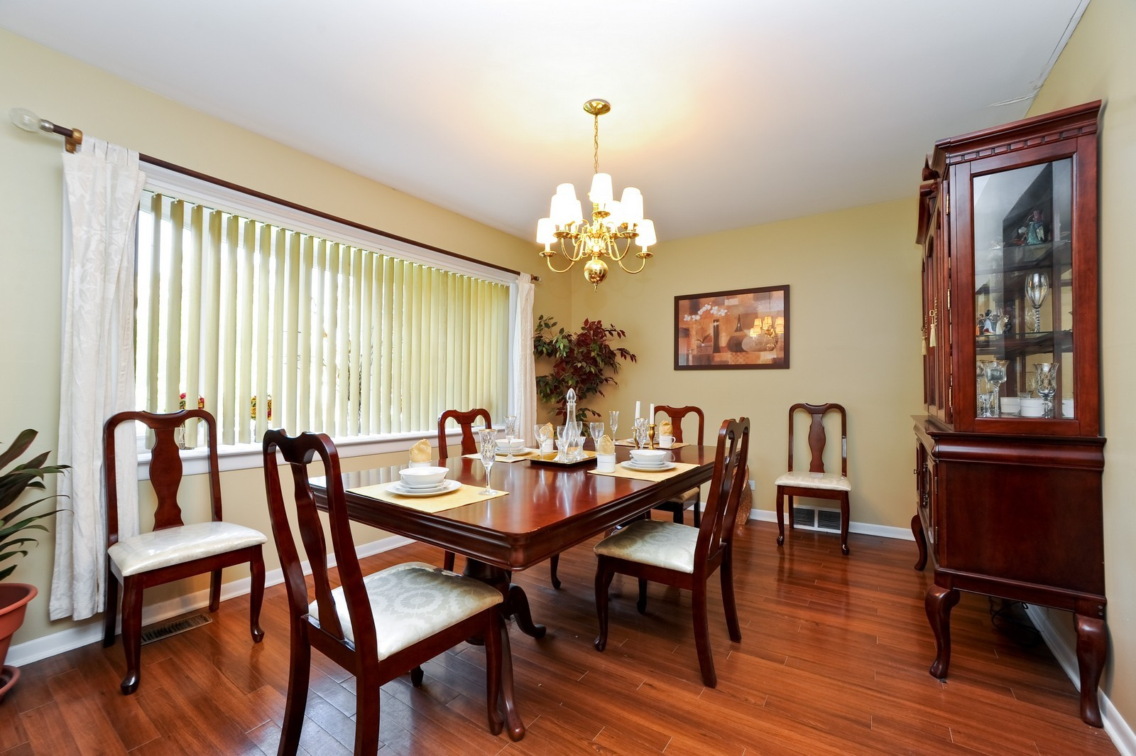 Real Estate Photography - 1837 Ashland Ave, Evanston, IL, 60201 - Dining Room