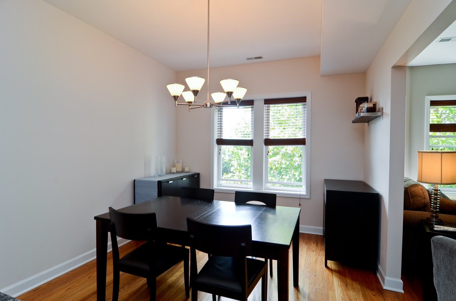 Real Estate Photography - 4845 N. Wolcott Ave, #3W, Chicago, IL, 60645 - Dining Room