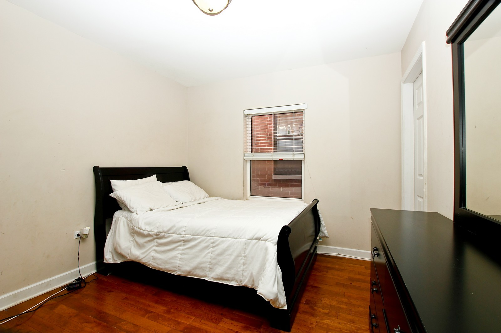 Real Estate Photography - 4325 S Vernon, Chicago, IL, 60653 - 3rd Bedroom