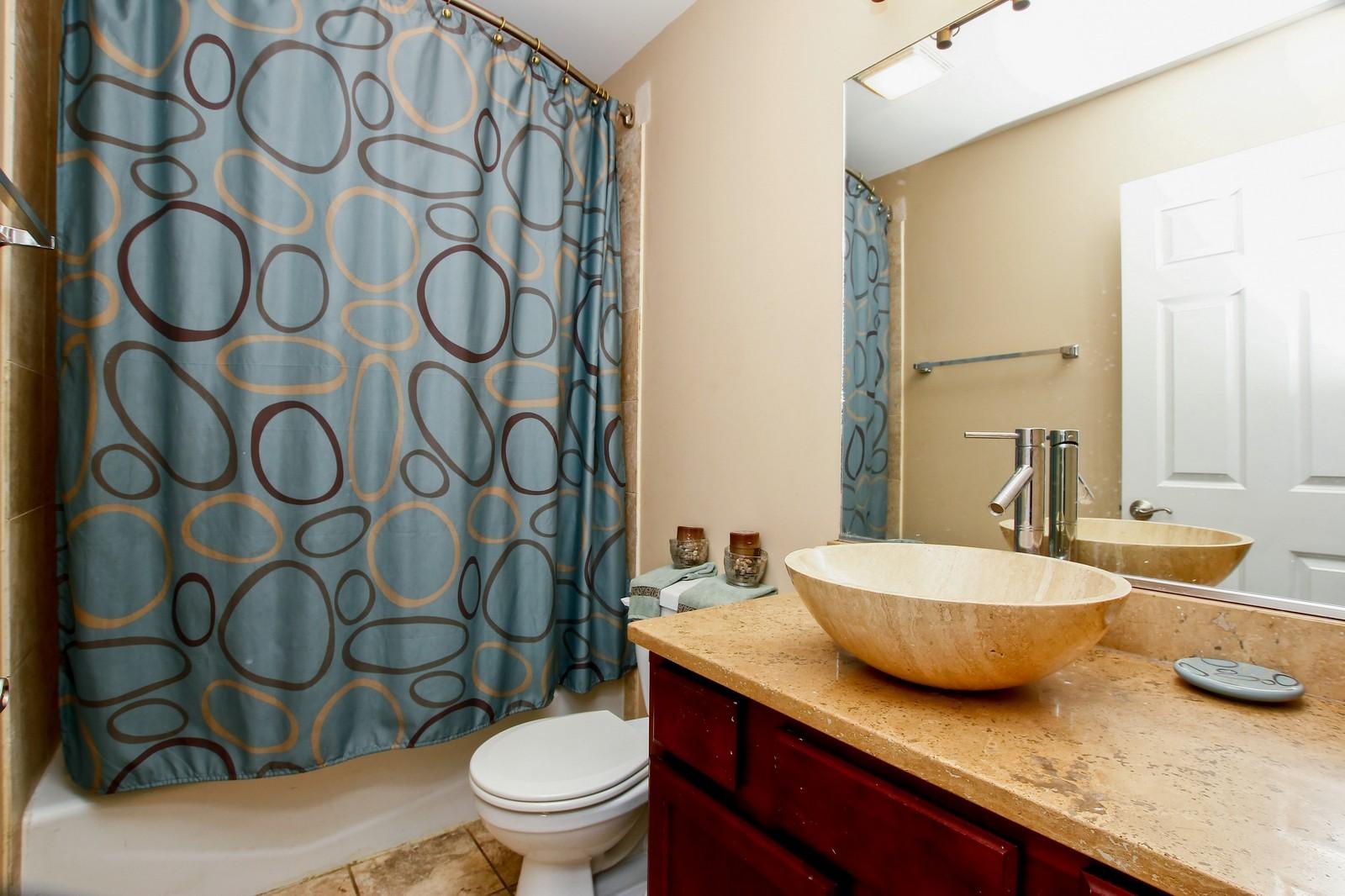 Real Estate Photography - 4325 S Vernon, Chicago, IL, 60653 - Bathroom