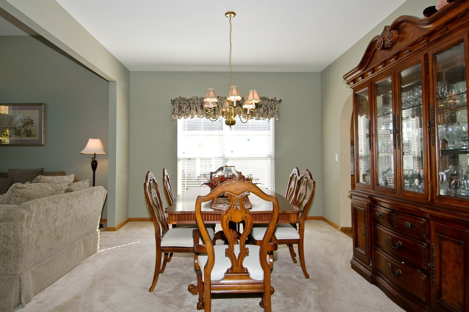 Real Estate Photography - 1353 Boxwood, Crystal Lake, IL, 60014 - Dining Room