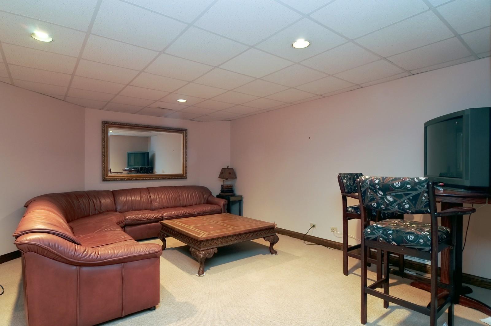 Real Estate Photography - 2091 Trenton, Libertyville, IL, 60048 - Basement