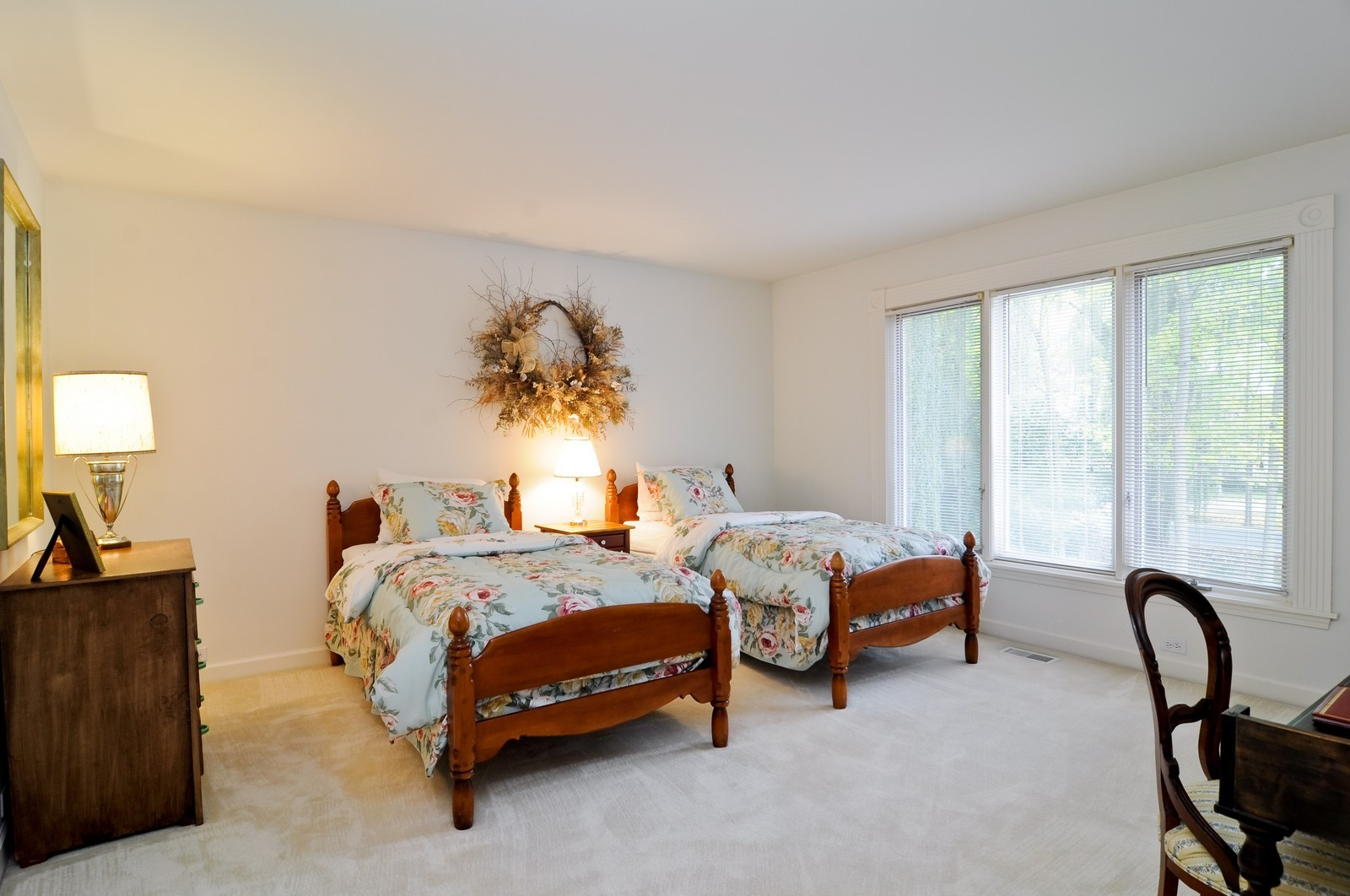 Real Estate Photography - 4736 Wellington, Long Grove, IL, 60047 - 2nd Bedroom