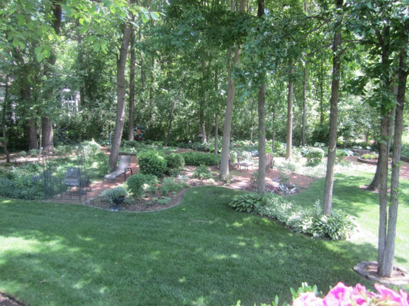 Real Estate Photography - 4736 Wellington, Long Grove, IL, 60047 - Back Yard