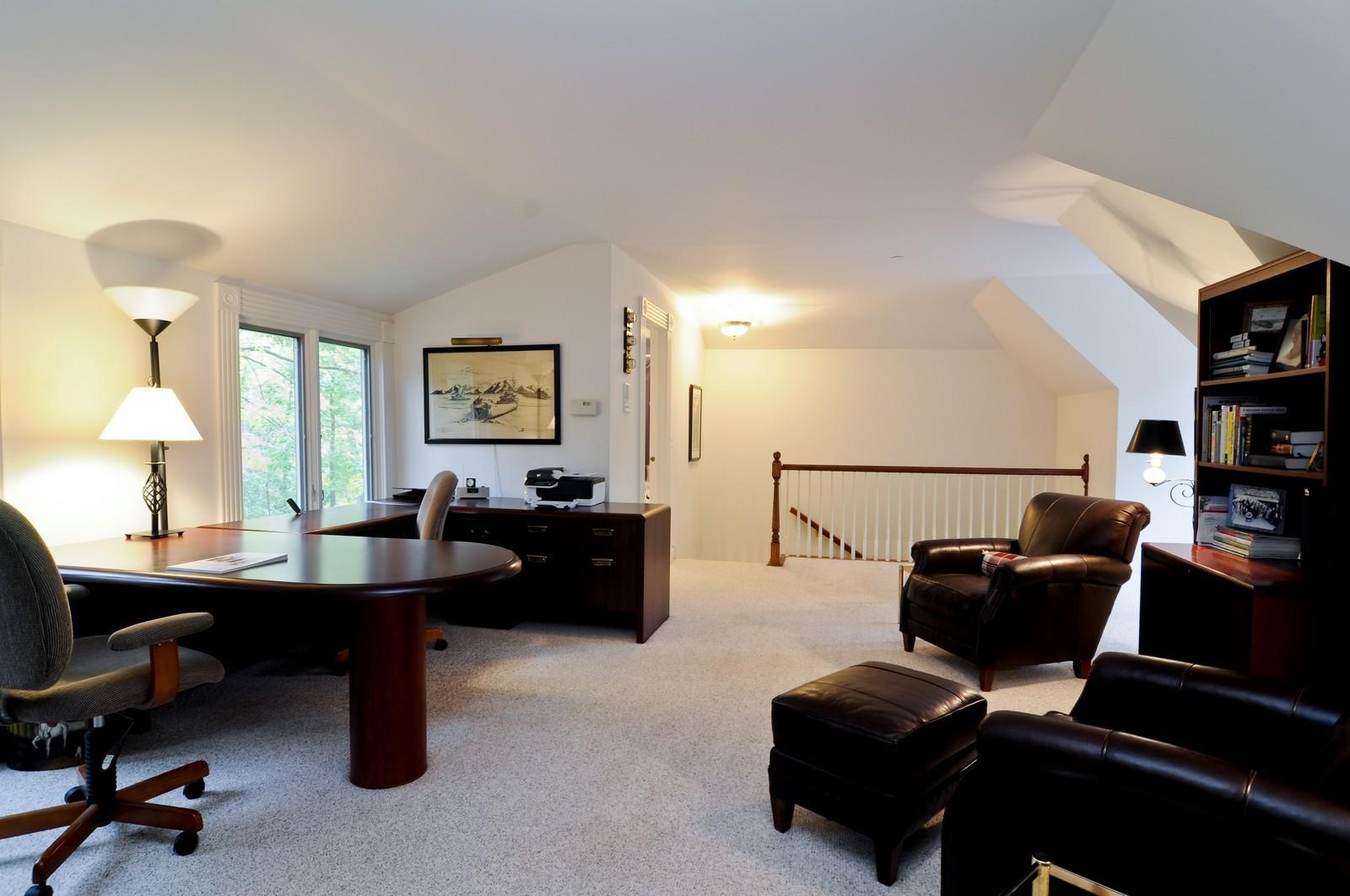 Real Estate Photography - 4736 Wellington, Long Grove, IL, 60047 - Loft