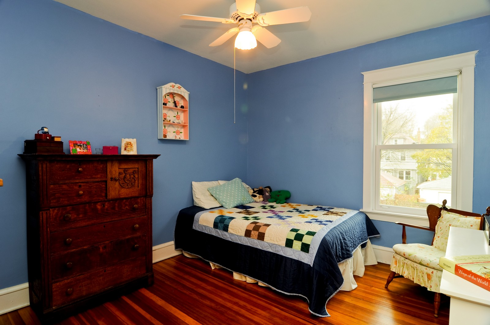 Real Estate Photography - 1531 W Hood, Chicago, IL, 60660 - 2nd Bedroom