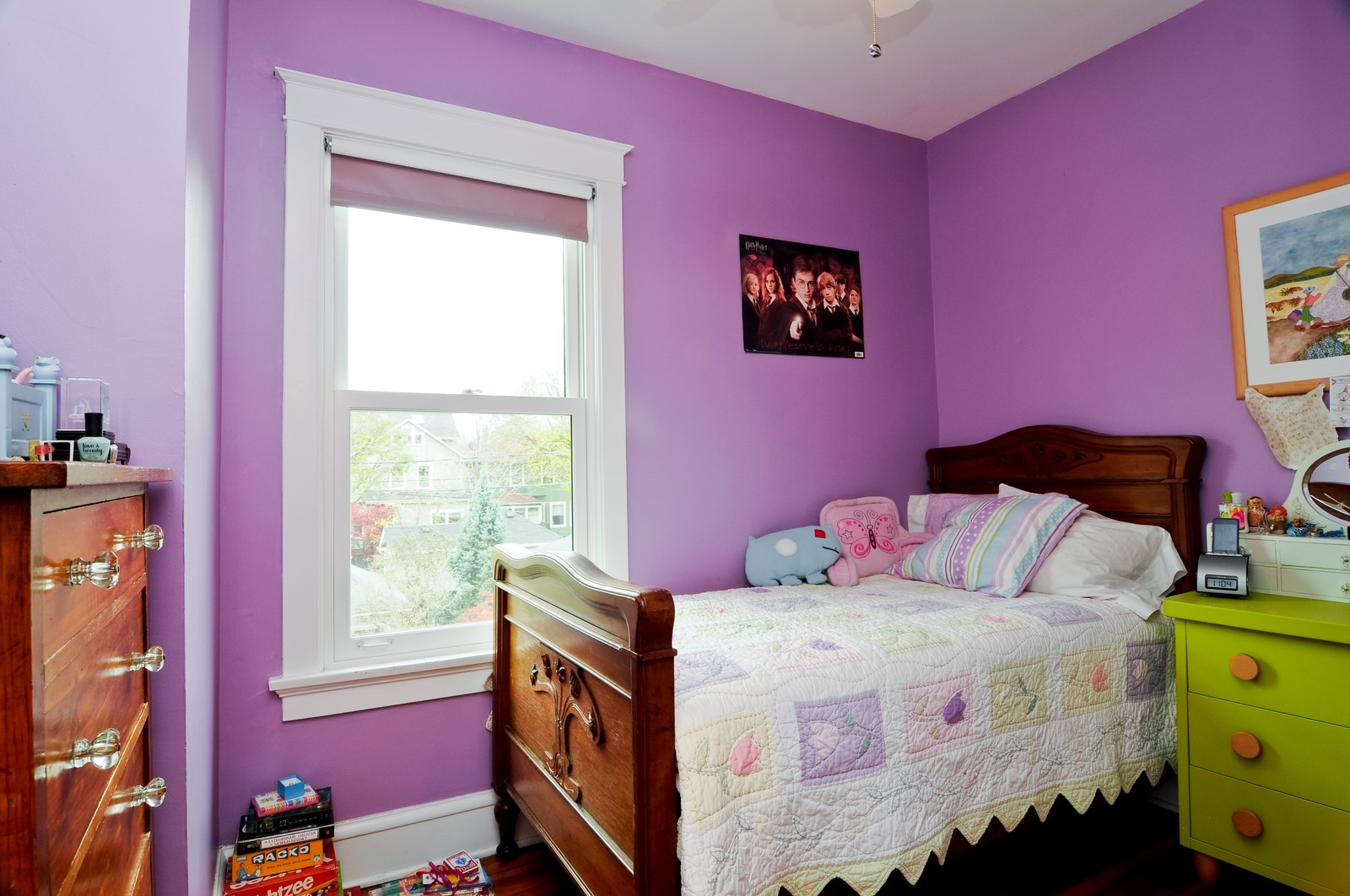 Real Estate Photography - 1531 W Hood, Chicago, IL, 60660 - 3rd Bedroom