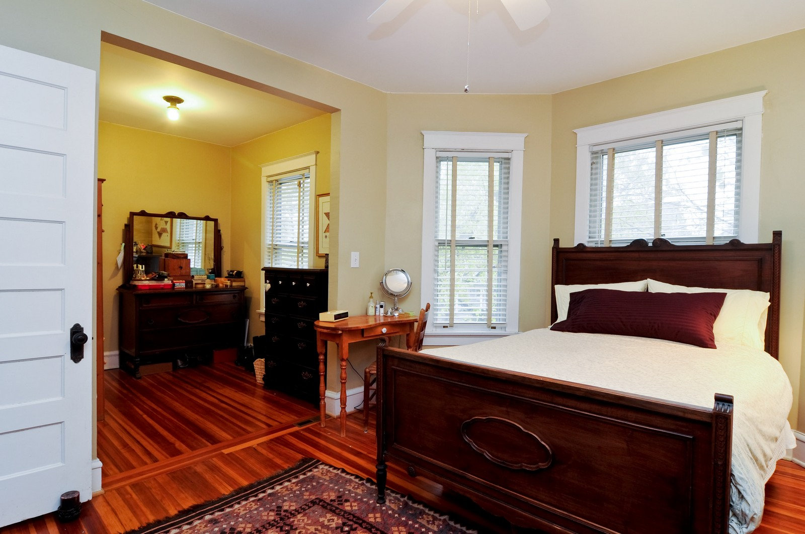 Real Estate Photography - 1531 W Hood, Chicago, IL, 60660 - Master Bedroom