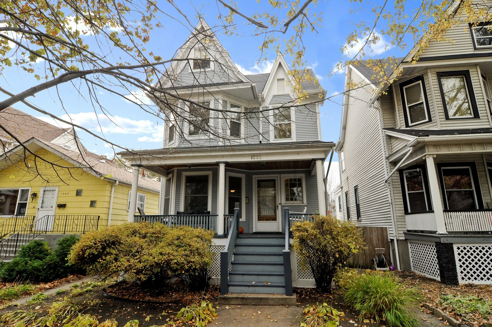 Real Estate Photography - 1531 W Hood, Chicago, IL, 60660 - Front View