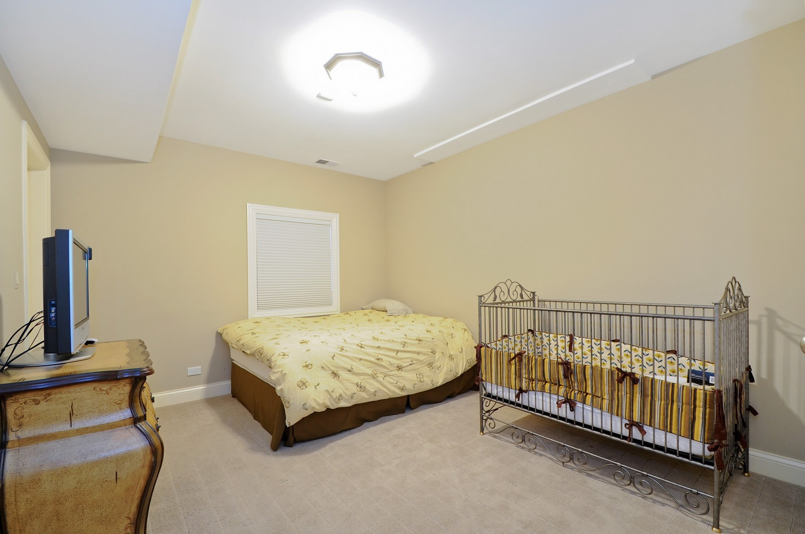 Real Estate Photography - 1789 Elmwood, Highland Park, IL, 60035 - 4th Bedroom
