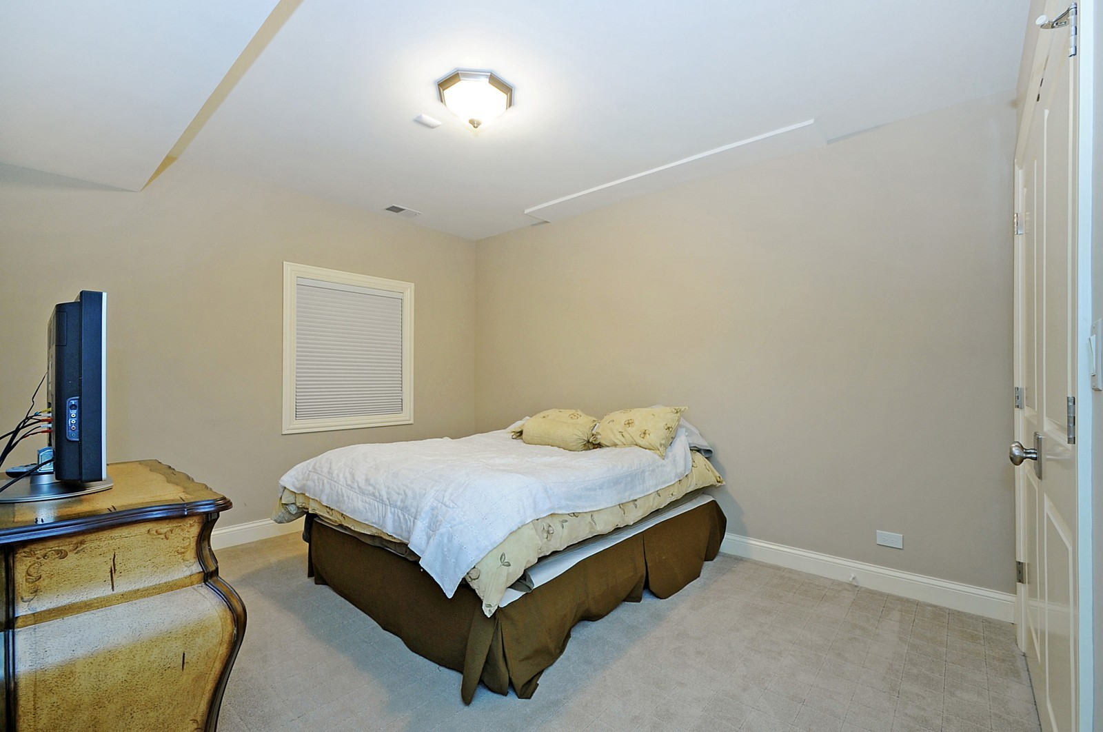 Real Estate Photography - 1789 Elmwood, Highland Park, IL, 60035 - 5th Bedroom