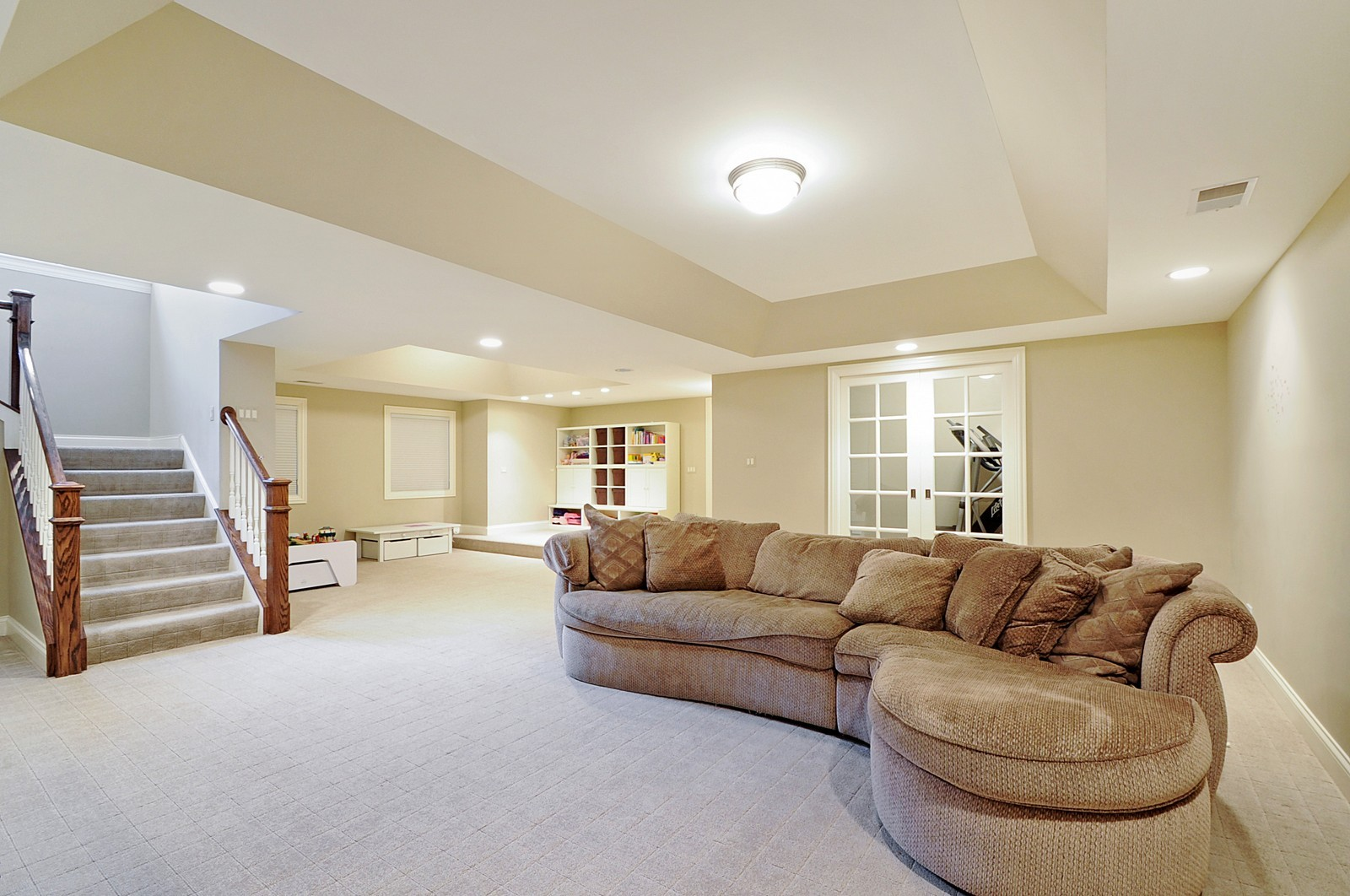 Real Estate Photography - 1789 Elmwood, Highland Park, IL, 60035 - Basement