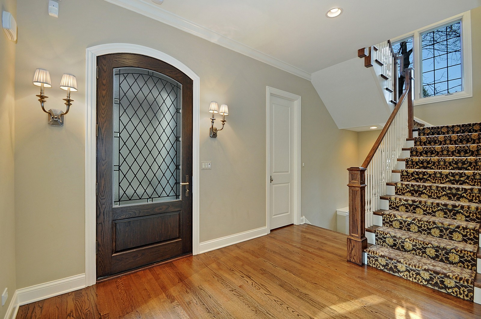 Real Estate Photography - 1789 Elmwood, Highland Park, IL, 60035 - Foyer