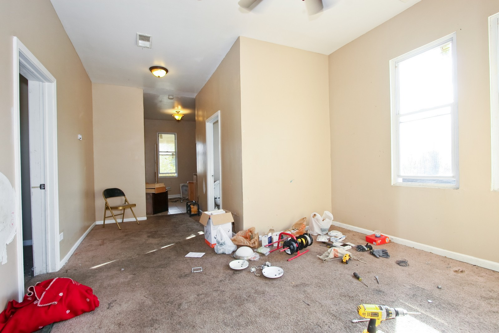 Real Estate Photography - 6715 S Ada, Chicago, IL, 60636 - 2nd Floor