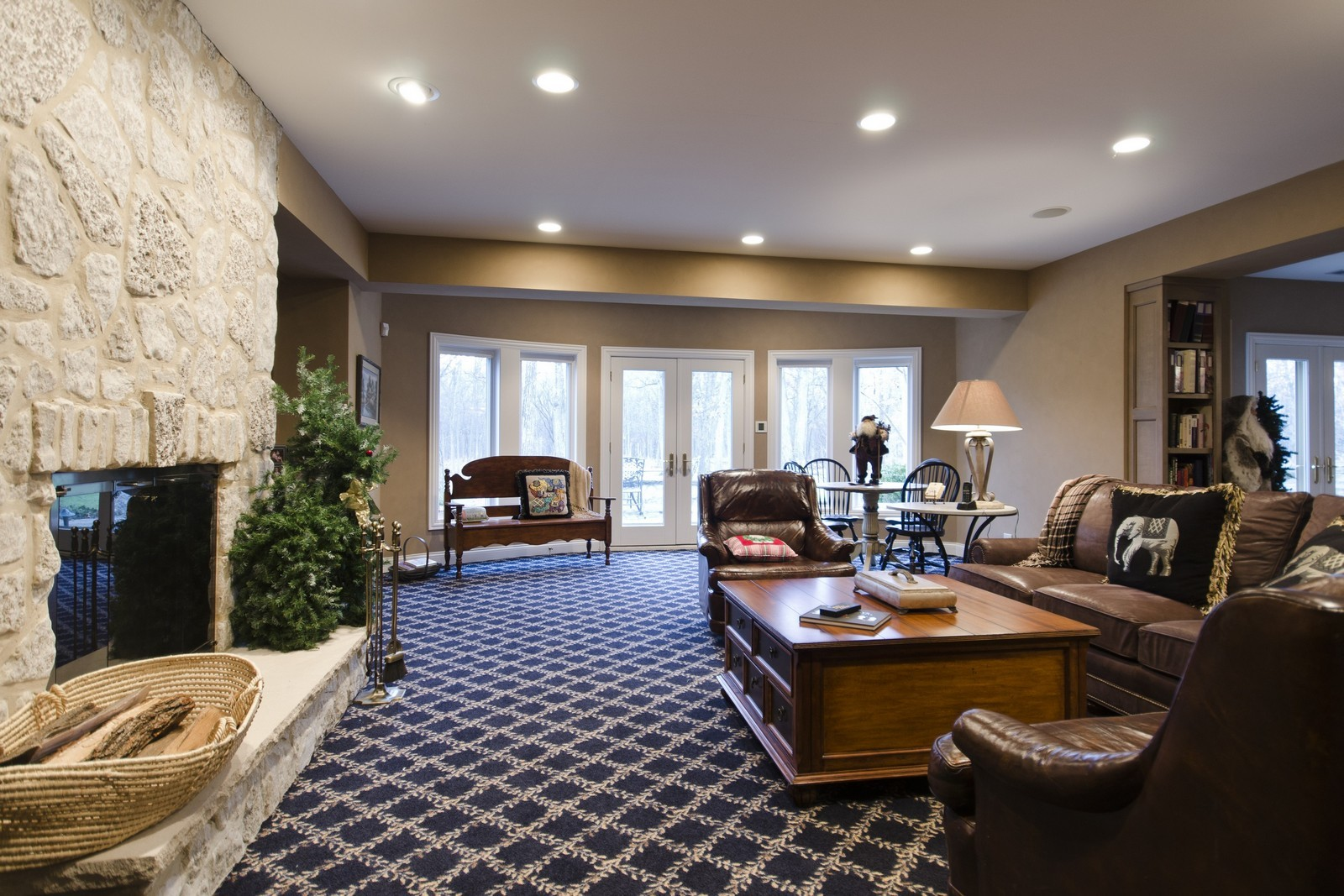 Real Estate Photography - 27104 Southwoods Lane, Mettawa, IL, 60048 -