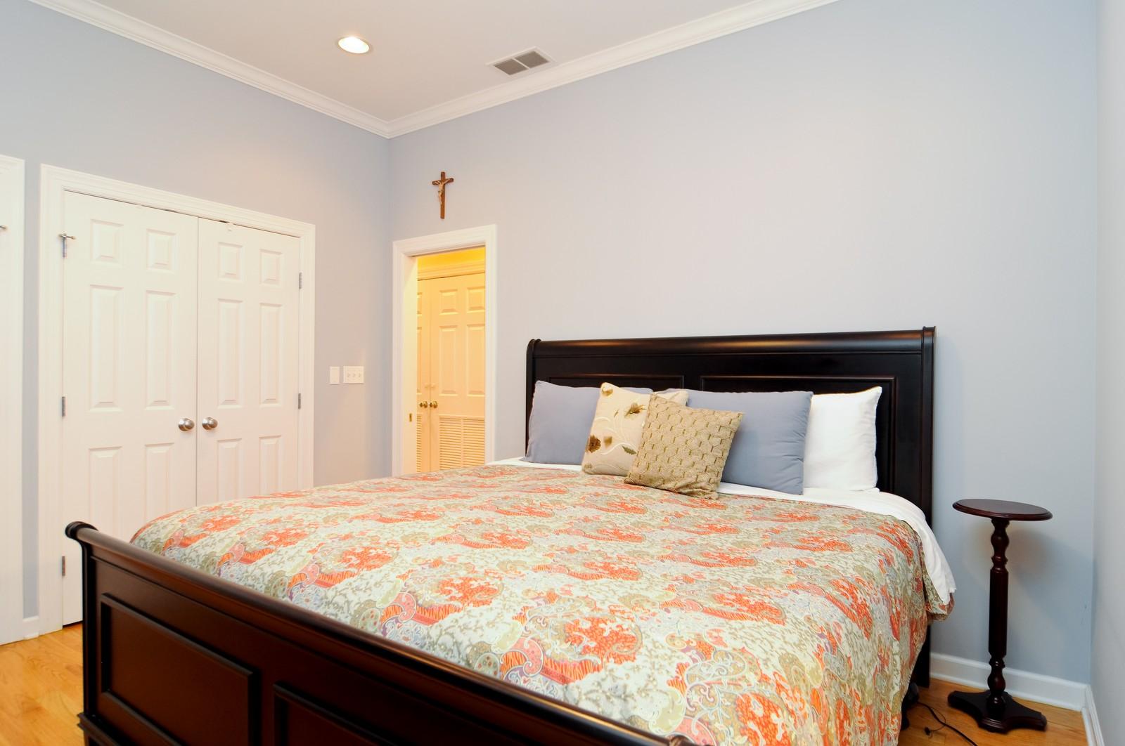 Real Estate Photography - 1846 W Armitage, Unit 2E, Chicago, IL, 60622 - Master Bedroom